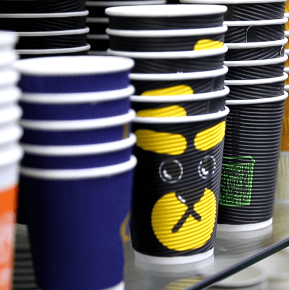 Custom Ripple Cups