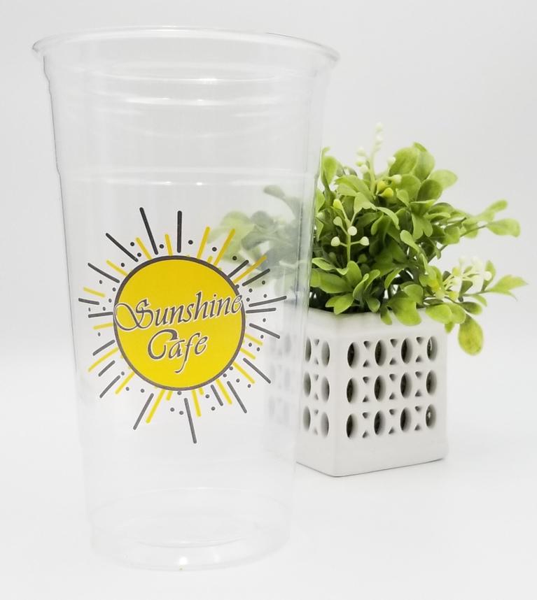Custom Plastic Cup