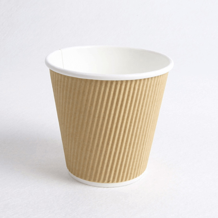 Vertically Printed Ripple Cup