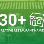 Creative Restaurant Name Ideas