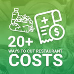 Restaurant Cost Cutting Ideas