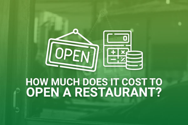Cost To Open A Restaurant