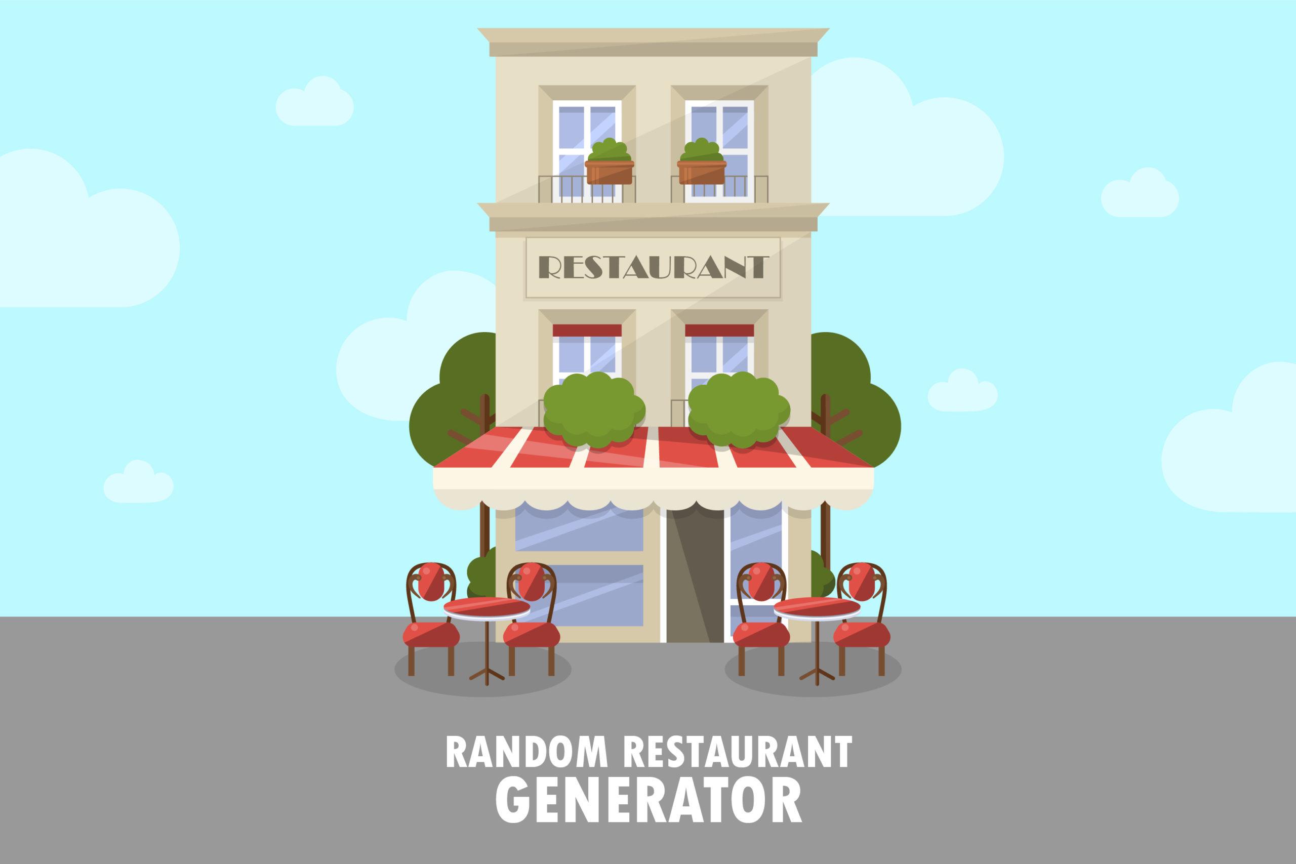 restaurant generator