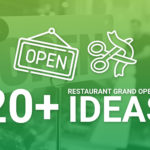 Restaurant Grand Opening Ideas