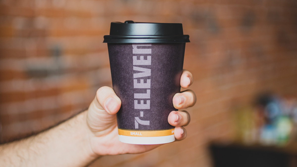 7 Eleven Coffee Cups