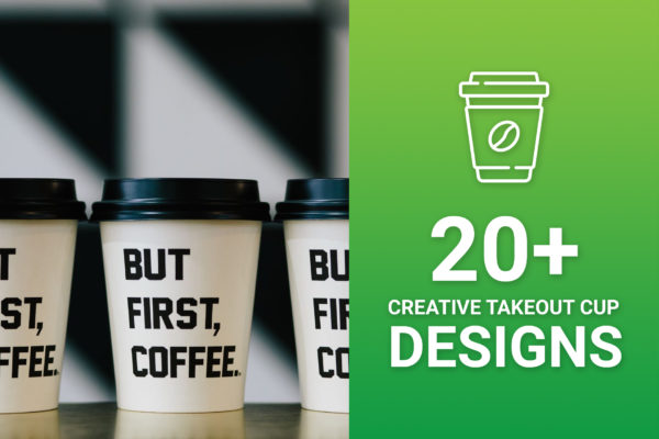 Creative Coffee Cup Designs