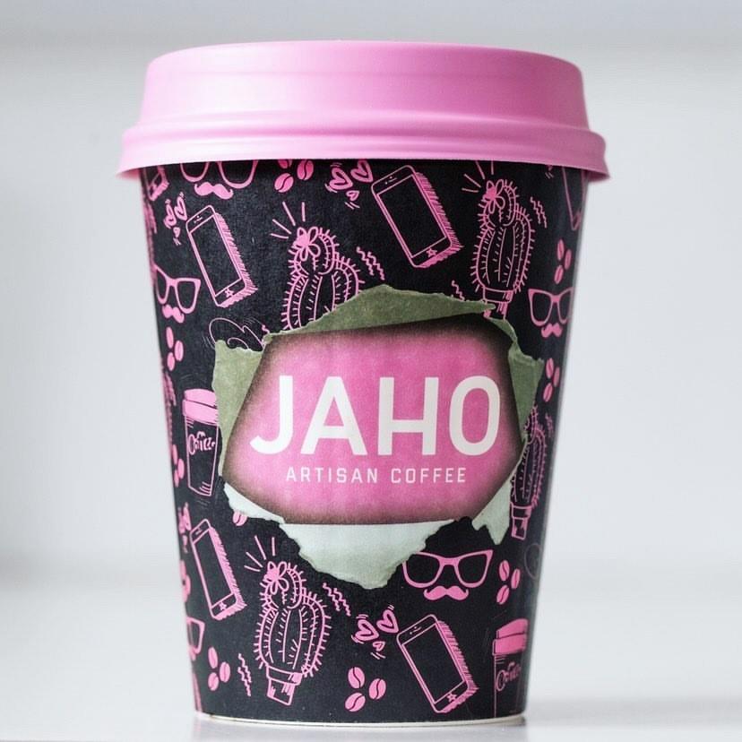 Jaho Coffee Cups