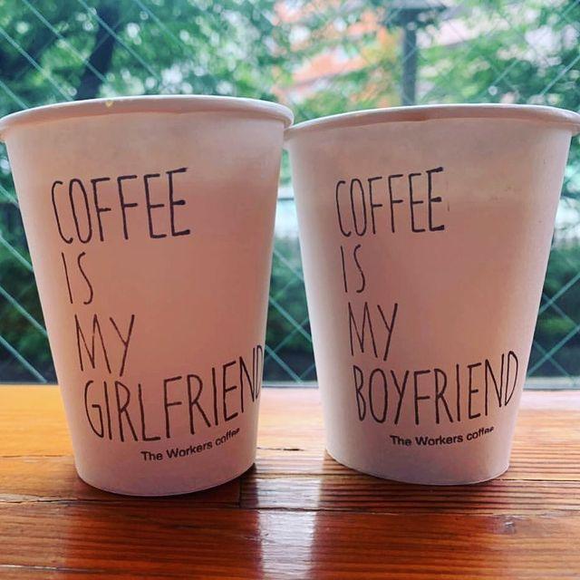 Workers Coffee Tokyo Coffee Cups