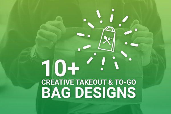 Creative Take-Out Bag Designs