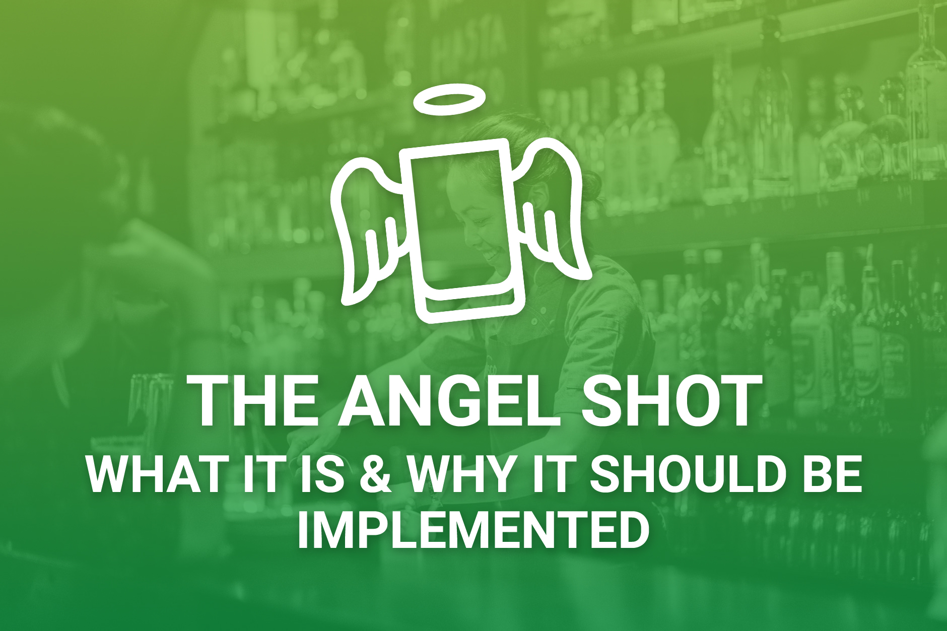 The Angel Shot